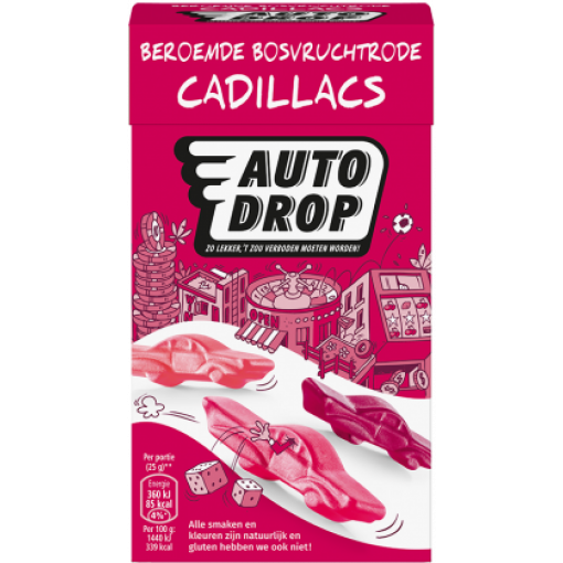 Autodrop Cadillacs Mixdoos