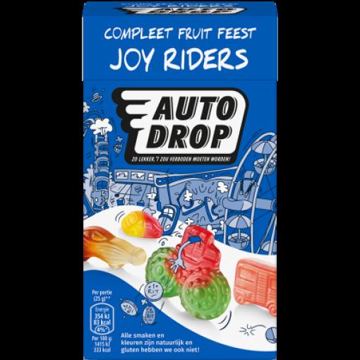 Autodrop Joy Riders Mixdoos