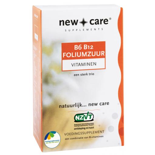 New Care B6 B12 Foliumzuur