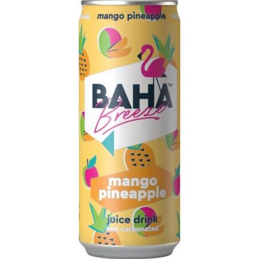 Baha Breeze Mango Pineapple Juice Drink