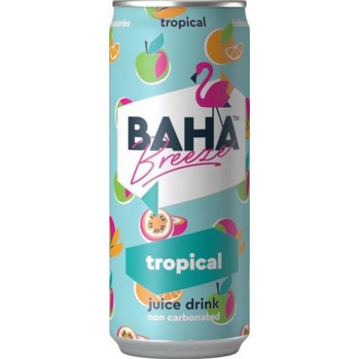 Baha Breeze Tropical Juice Drink
