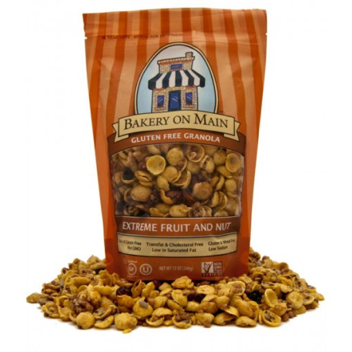 Muesli Extreme Fruit & Nut (1+1 GRATIS)