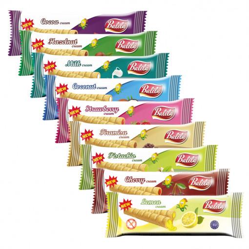 Balila Maisrolletjes Proefpakket (9 smaken)