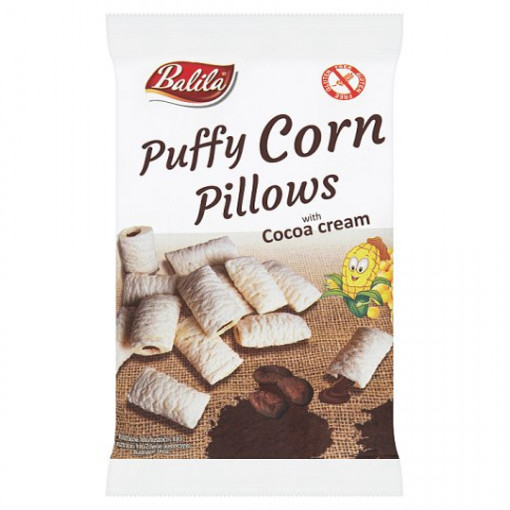 Balila Corn Pillows Choco