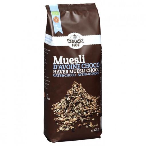 Bauckhof Havermuesli Chocolade
