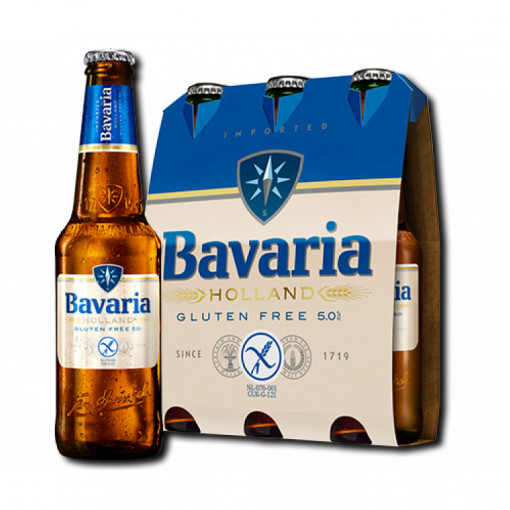 Bavaria Bavaria Premium Pilsener Glutenvrij 3-Pack