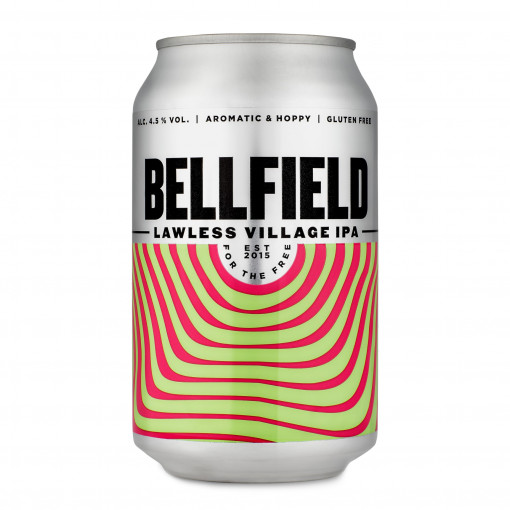 Bellfield Lawless Village IPA