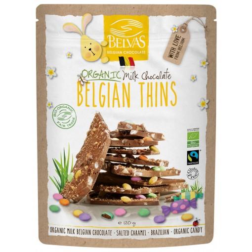 Belvas Paas Chocoladebrokken Melk Hazelnoten & Snoepjes