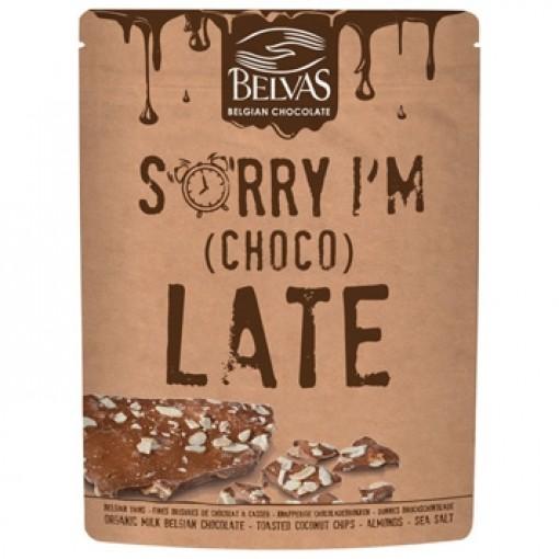 Belvas Sorry I'm (Choco) Late