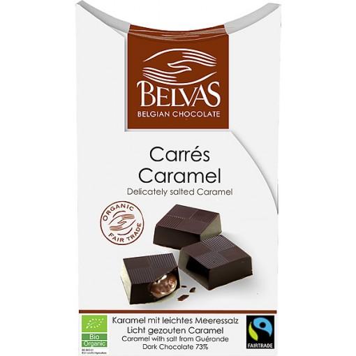 Belvas Gevulde Chocolade Karamel