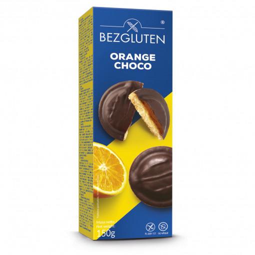 Bezgluten Orange Choco Biscuits