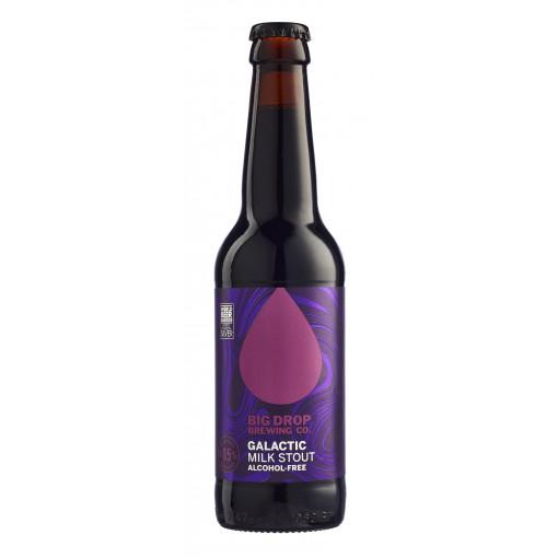 Big Drop Brewing Co. Galactic Milk Stout Alcoholvrij 0.5%