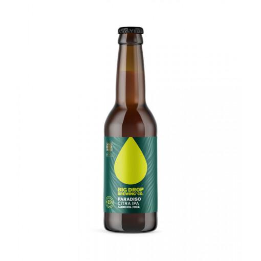 Big Drop Brewing Co. Paradiso Citra IPA Alcoholvrij 0.5%