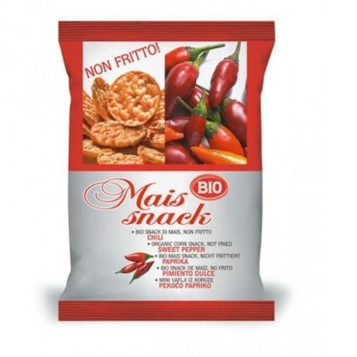 Bio Alimenti Mais Snack Paprika