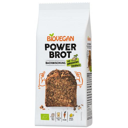Bio Vegan Broodmix Power