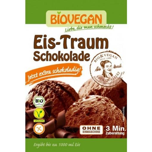 Bio Vegan IJspoeder Chocolade