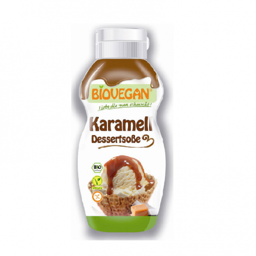 Dessertsaus Karamel