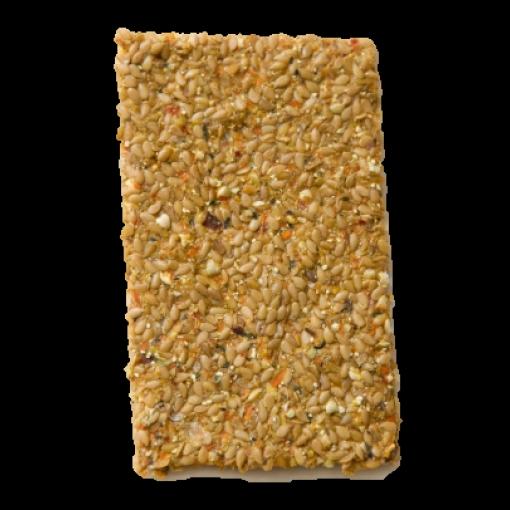 Lijnzaad Crackers Indian 30 gram