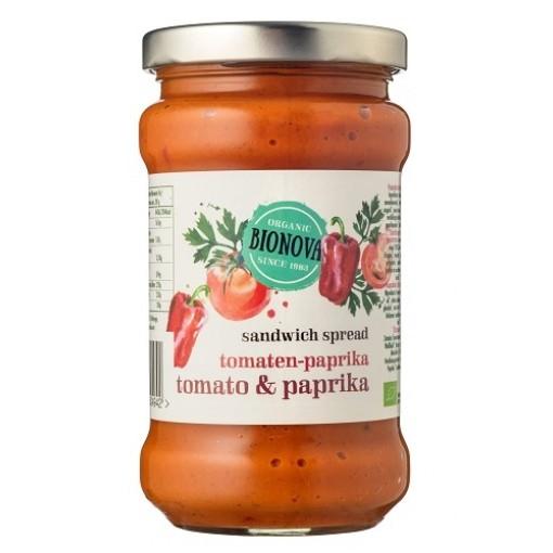 Bionova Sandwichspread Tomaten-Paprika