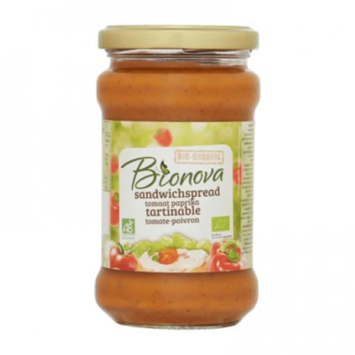 Sandwichspread Tomaten-Paprika