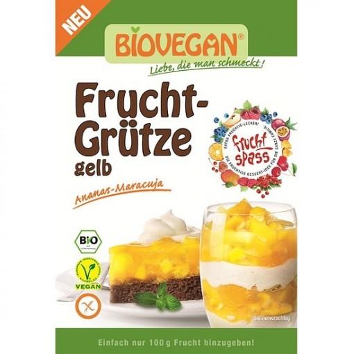 Bio Vegan Fruitpoeder Ananas Maracuja