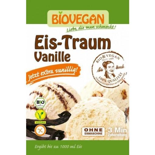 Bio Vegan IJspoeder Vanille