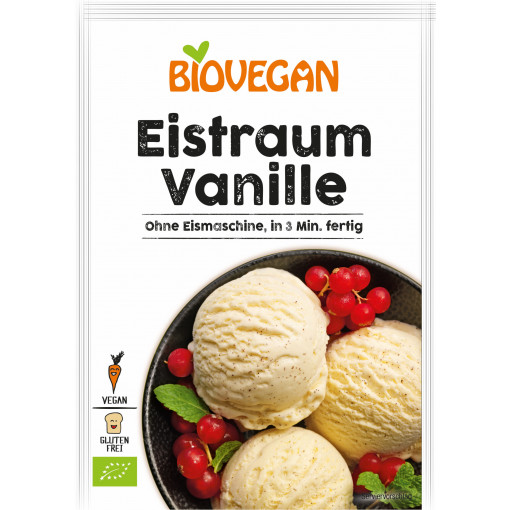 Bio Vegan Amandel Pudding