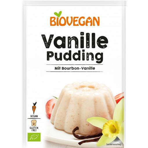 Bio Vegan Vanille Pudding