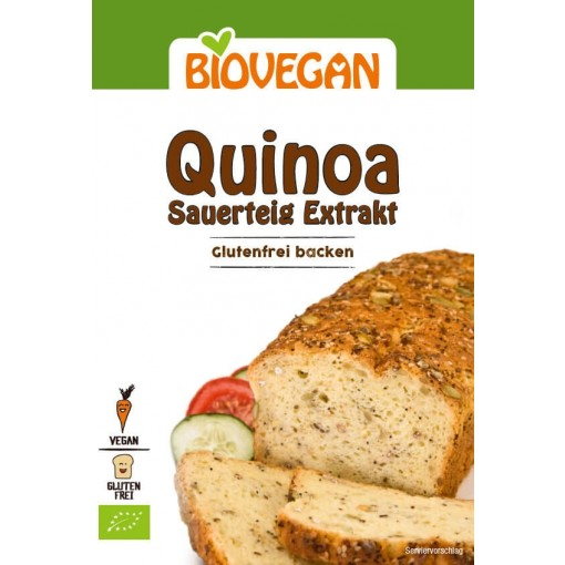 Bio Vegan Quinoa Zuurdesem Extract