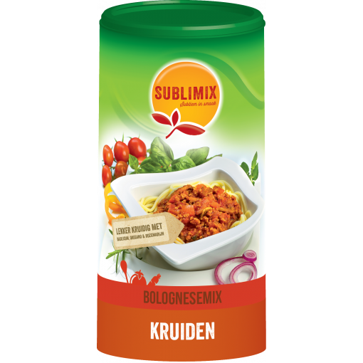 Sublimix Bolognese mix 250 gram