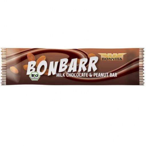 Bonvita Bonbarr Melkchocolade & Pinda