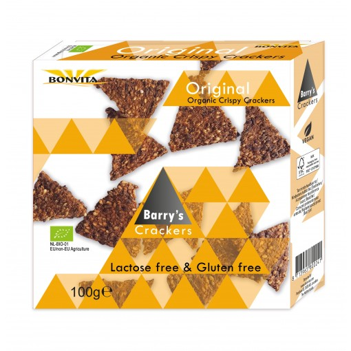 Bonvita Barry's Crackers Original