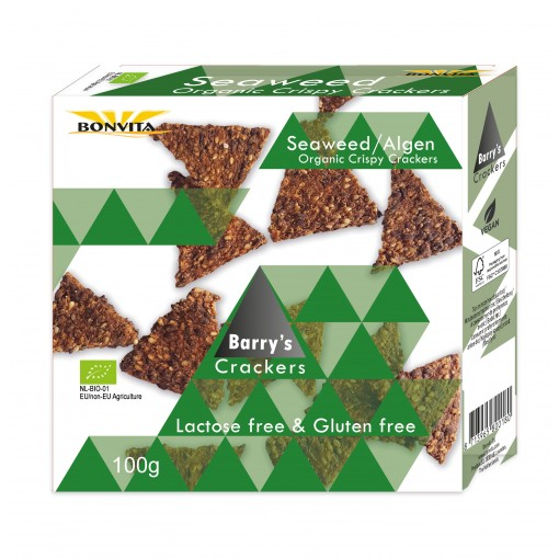 Bonvita Barry's Crackers Zeewier