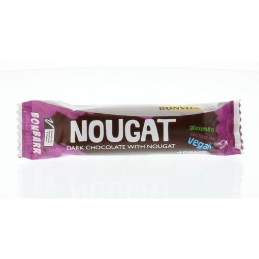 Bonvita Bonbarr Pure Chocolade & Nougat