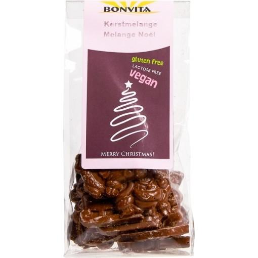 Bonvita Rijstmelk Choco Kerstmelange