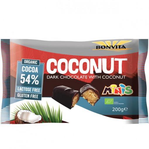 Bonvita Multipack Bonbarr Pure Chocolade & Kokos