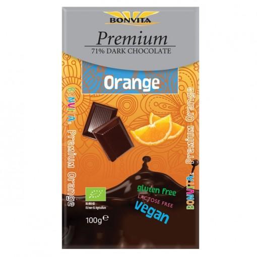Bonvita Premium Chocoladetablet Orange