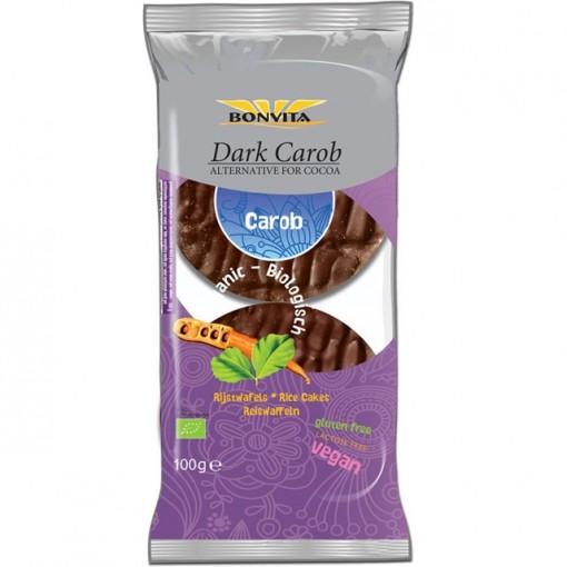 Bonvita Rijstwafels Carob