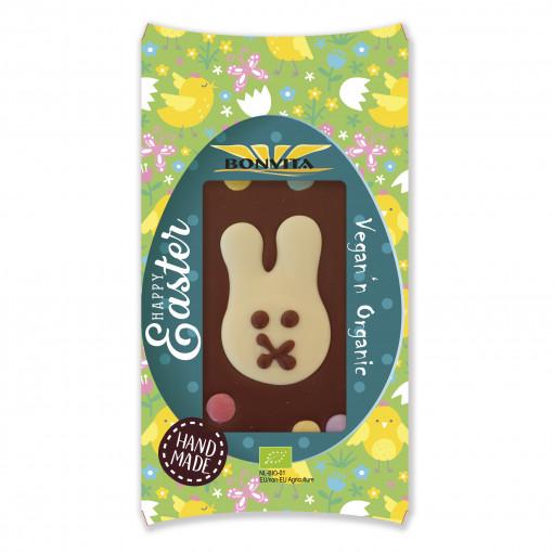 Bonvita Vegan Chocoladetablet Paashaas Confetti