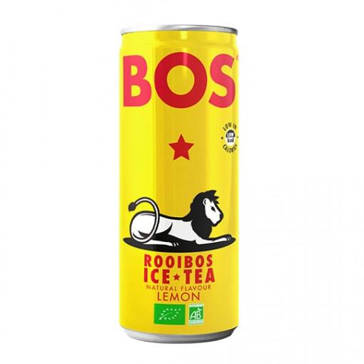 Bos Rooibos Ice Tea Lemon