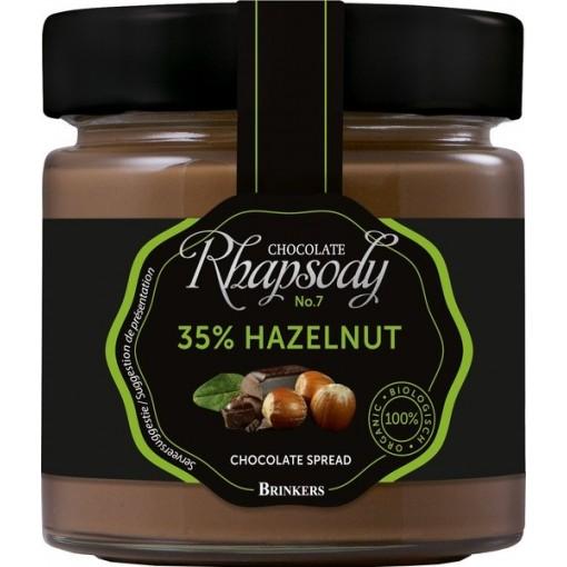 Brinkers Chocoladepasta 35% Hazelnoot