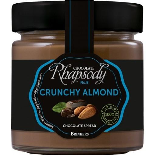 Brinkers Chocoladepasta Crunchy Almond (T.H.T. 12-2019)