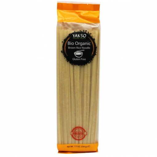 Yakso Bruine Rijst Noodles