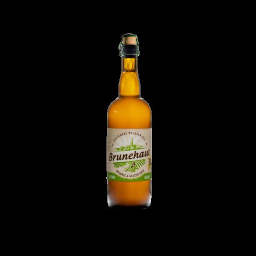 Brunehaut Blond Bier 75cl