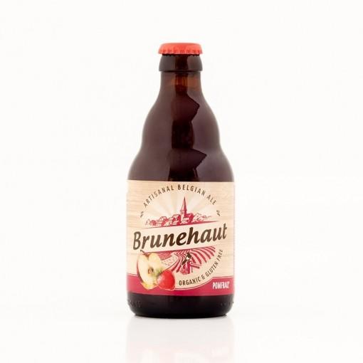 Brunehaut Pomfraiz Bier