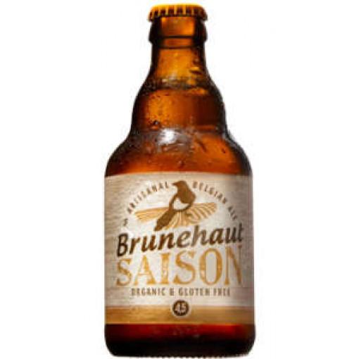 Brunehaut Saison Bier