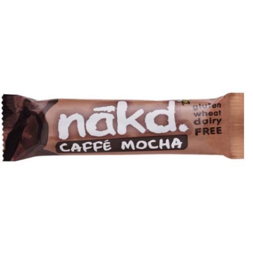 Nakd Caffe Mocha Bar