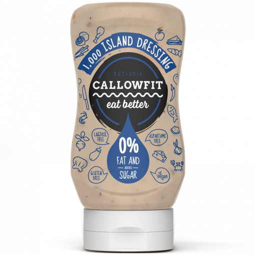 Callowfit 1.000 Island Style Dressing