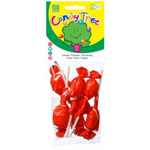 Candy Tree Aardbei Lolly's