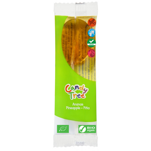 Candy Tree Ananas Lolly (enkel)